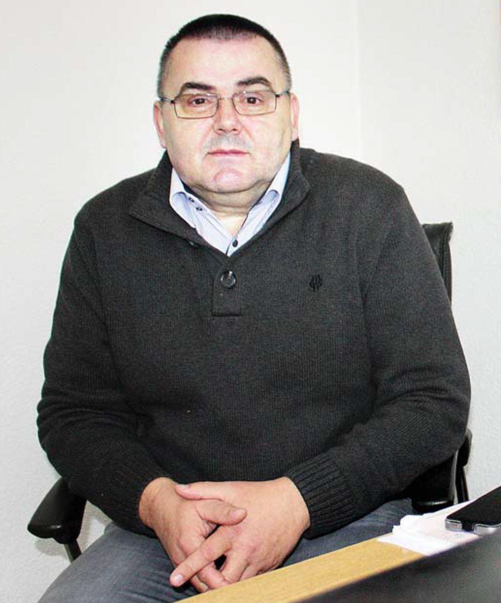 Željko Šimić, načelnik Općine Satnica Đakovačka