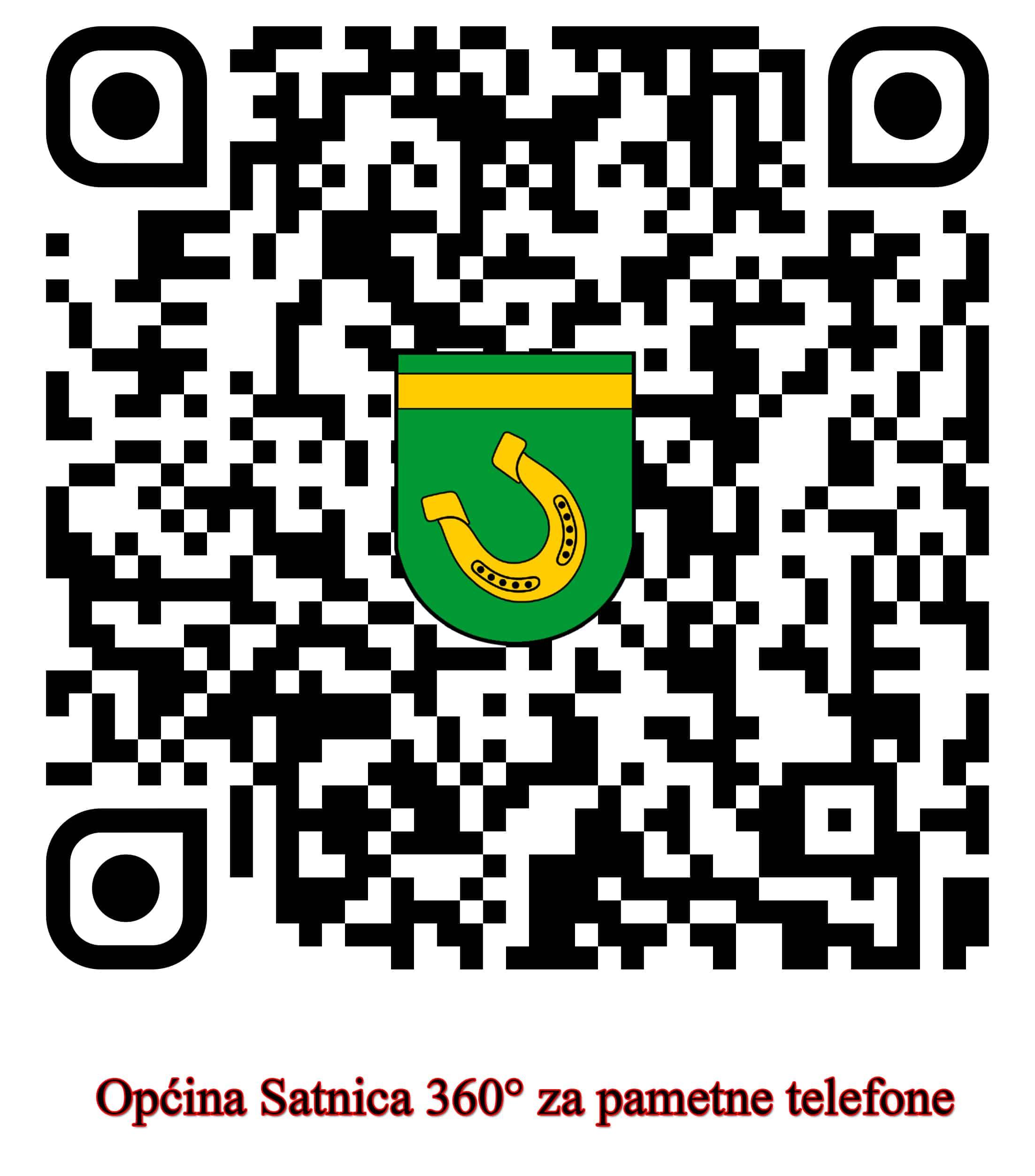 QR kod Satnica Đakovačka 360